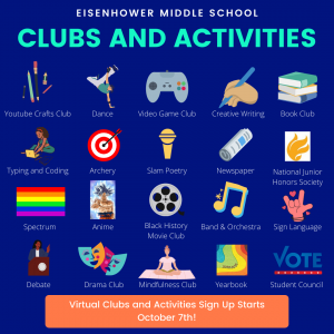 Clubs and Activites